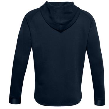 Under Armour Gents Charged Cotton® Fleece Hoodie Navy