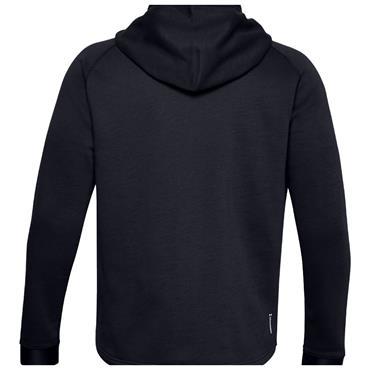 Under Armour Gents Cotton® Fleece Full Zip Hoodie Black