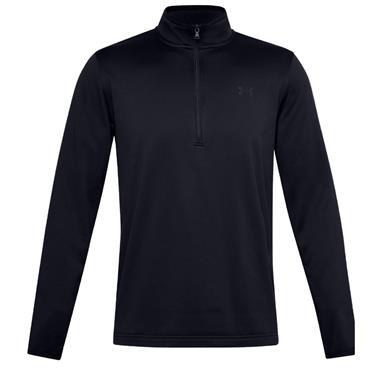 Under Armour Gents Armour Fleece ½ Zip Top Black