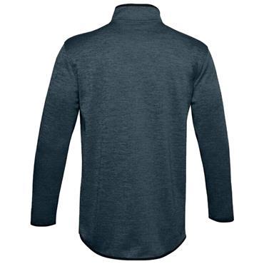 Under Armour Gents Armour Fleece ½ Zip Top Blue