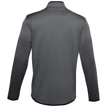 Under Armour Gents Armour Fleece ½ Zip Top Pitch Grey