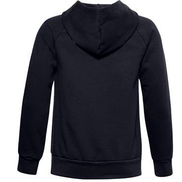 Under Armour Junior - Boys Rival Fleece Logo Hoodie Black 001