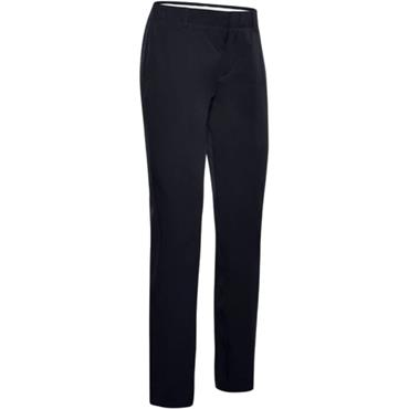 Under Armour Ladies Links Pant Black 001