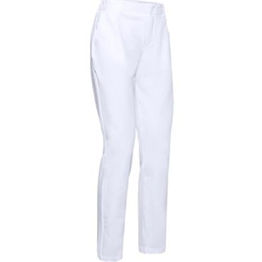 Under Armour Ladies Links Pant White 100