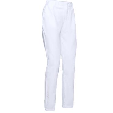 Under Armour Ladies Links Trousers White