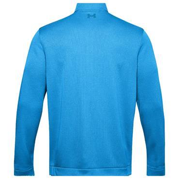 Under Armour Gents Storm Sweater Fleece ½ Zip Top Blue 428