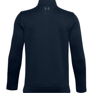 Under Armour Kids 1/2 Zip Sweaterfleece Navy