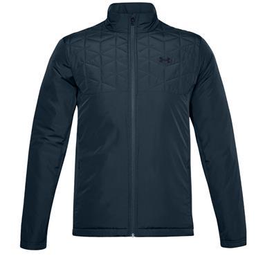 Under Armour Gents ColdGear® Reactor Hybrid Jacket Blue