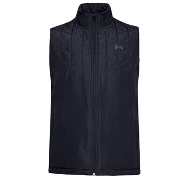 Under Armour Gents ColdGear® Reactor Hybrid Vest Black
