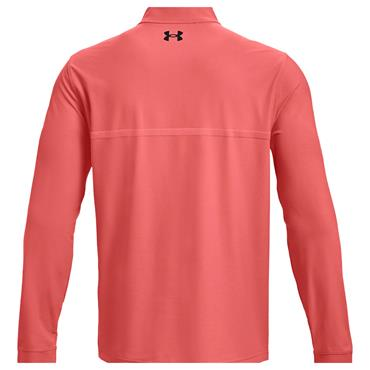 Under Armour Gents Playoff 2.0 ¼ Zip Top Red 690