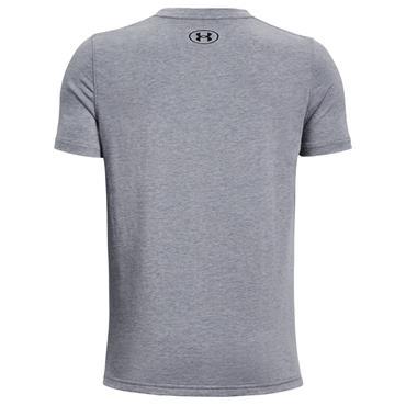 Under Armour Junior - Boys Cotton Shirt Steel 035