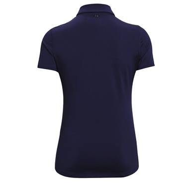 Under Armour Ladies Zinger Polo Shirt Navy 410