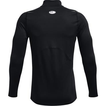 Under Armour Gents ColdGear® Armour Fitted Mock Black
