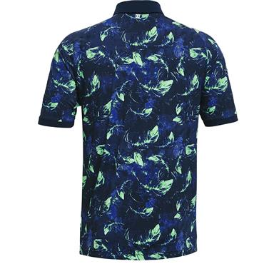Under Armour Gents ISO-Chill BOF Polo Shirt Academy