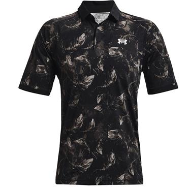 Under Armour Gents ISO-Chill BOF Polo Shirt Black