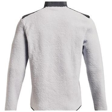 Under Armour Gents Sweaterfleece Pullover Grey
