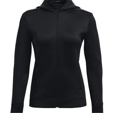 Under Armour Ladies Storm Daytona Full Zip Jacket Black
