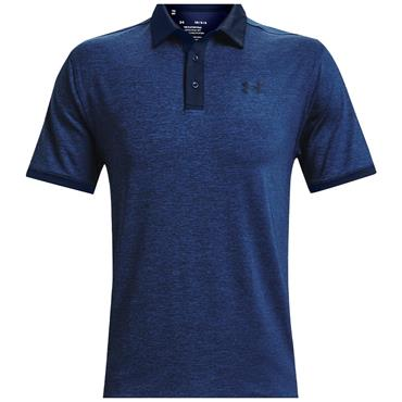 Under Armour Gents Playoff 2.0 Heather Polo Shirt Academy