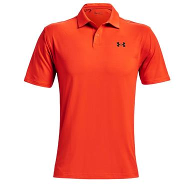 Under Armour Gents T2G Polo Shirt Fire Academy 296