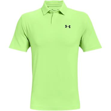 Under Armour Gents T2G Polo Shirt Green 162