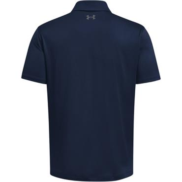 Under Armour Gents T2G Polo Shirt Navy 408