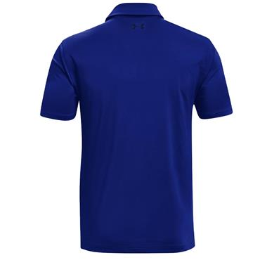 Under Armour Gents T2G Polo Shirt Royal 400