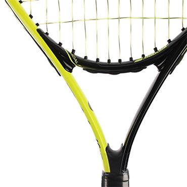 Babolat Junior Nadal 26 Aluminium Tennis Racket Black - Yellow