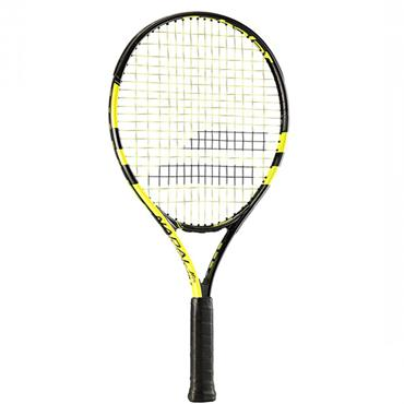 Babolat Junior Nadal 21 Tennis Racket Black - Yellow