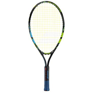 Babolat Junior Ballfighter 23 Aluminiun Tennis Racket Black - Green - Blue