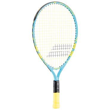 Babolat Junior Ballfighter 21 Aluminium Tennis Racket Blue - Green - Yellow