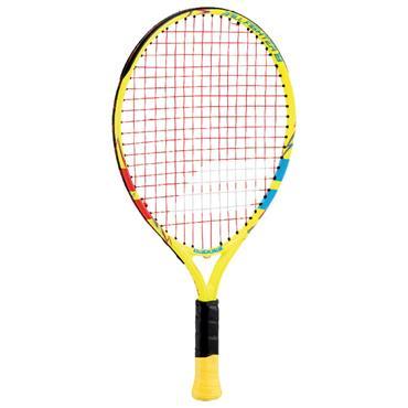 Babolat Junior Ballfighter 19 Aluminium Tennis Racket Yellow - Blue - Red