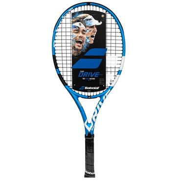 "Babolat Junior Pure Drive 26"" Tennis Racket Blue"