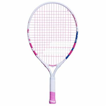 Babolat B'Fly 21 Junior Tennis Racket White