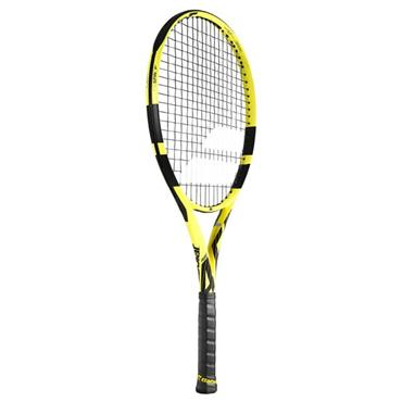 eb7d25ac ... Babolat Pure Aero Junior 26 Tennis Racket Yellow - Black