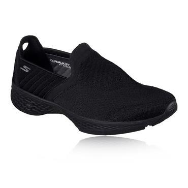 Skechers Ladies GoWalk Sport Shoes Black