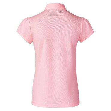 Daily Sports Ladies Wear Carina Cap Sleeve Polo Shirt Light Pink