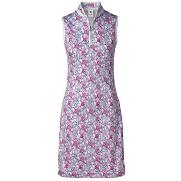 Daily Sports Paisley Sleveless Dress Pink