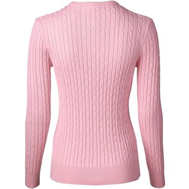Ladies Wear Madelene Pullover Pink