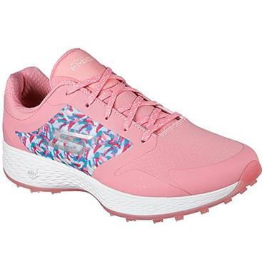Skechers Ladies Go Golf Eagle Major Shoes Pink