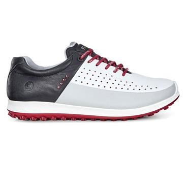 Ecco Gents Biom Hybrid 2 Shoes White - Concrete 151524-59394