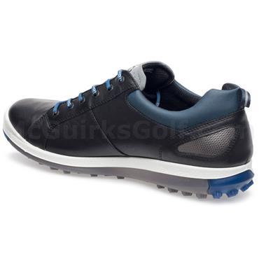Ecco Gents BIOM Hybrid 2 Shoes Black - Royal Blue