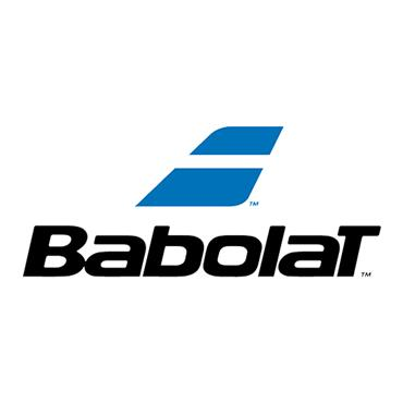 Babolat Gents Team Big Logo Tennis Socks White - Black