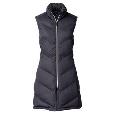 Daily Sports Ladies Wear Isabel Padded Vest Navy