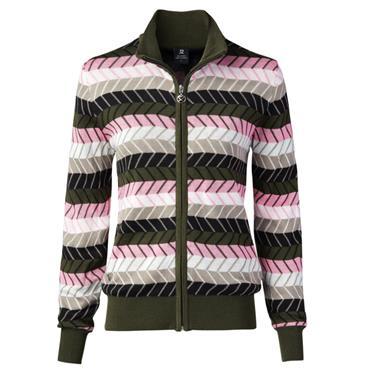 Daily Sports Ladies Wear Eva Line Cardigan Cypress