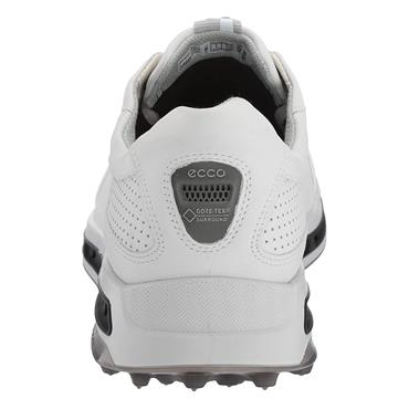 Ecco Gents Cool Pro Spikeless Shoes White