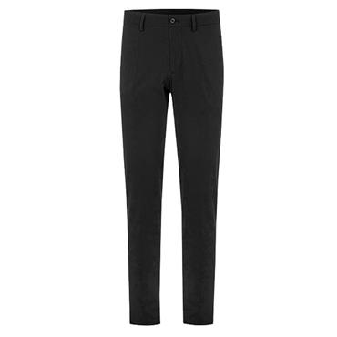 J.Lindeberg Gents Elof Tight Fit Light Poly Pants Black