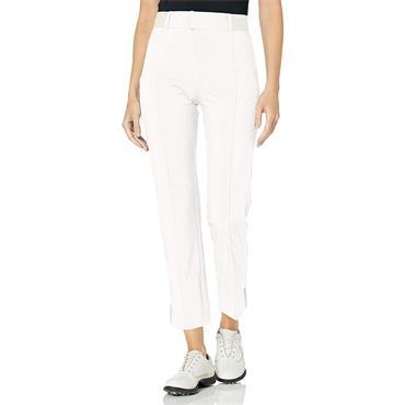 J.Lindeberg Ladies Gio Micro Stretch Trousers White