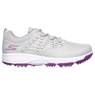 Skechers Ladies Go Golf Pro 2 Shoes Grey - Purple