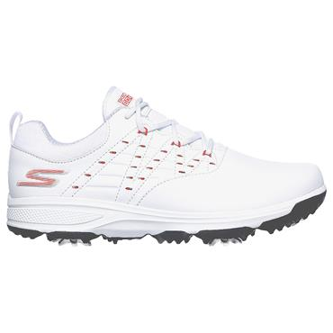Skechers Ladies Go Golf Pro 2 Shoes White - Pink