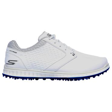 Skechers Ladies Go Golf Elite 3 Deluxe Shoes White - Navy